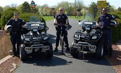 ATV and Bike Patrol Unit